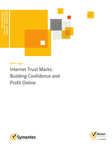 Internet Trust Marks-Building Confidence and Profit Online