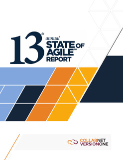 13th Annual State of Agile Report: A look into the global state of enterprise Agile in 2019
