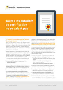 Not All Certificate Authorities Are Created Equal