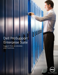 Dell ProSupport Enterprise Suite:  Support That Accelerates Your Business.