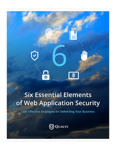 The Six Essential Elements of Cost-Effective Web Application Security