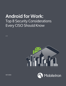 Android for Work: 8 Security Considerations
