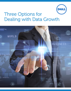 Three Options for Dealing with Data Growth