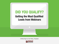 Best Practices for Getting Qualified Leads