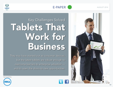 Tablets That Work for Business