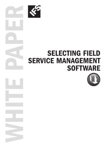 Selecting Field Service Management Software