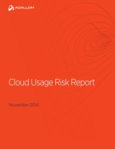 Cloud Usage Risk Report