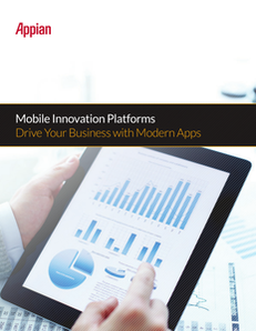 Mobile Innovation Platforms Drive Your Business with Modern Apps
