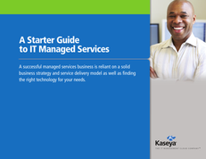 A Starter Guide to IT Managed Services