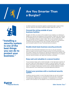 Think Like a Burglar: 9 Tips to Outsmart Thieves