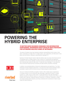 Powering the Hybrid Enterprise