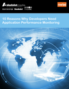 10 Reasons Why Developers Need Applications Performance Monitoring