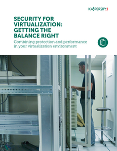 Security for Virtualization Getting the Balance Right
