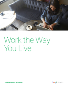 Work the Way You Live: What the office can learn from the smartphone