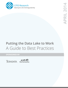 Putting the Data Lake to Work: A Guide to Best Practices