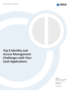 Top 8 Identity & Access Management Challenges