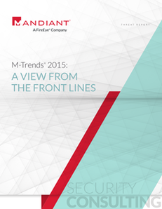 M-Trends 2015: A View from the Front Lines