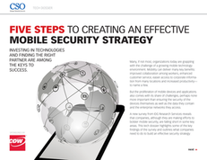 Creating an Effective Mobile Security Strategy