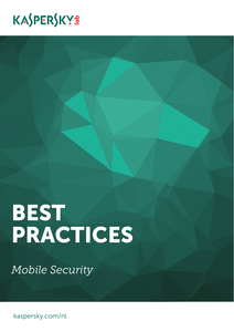 Best Practices – Mobile Security