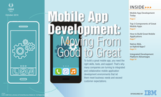 Mobile App Development: Moving From Good to Great