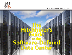 The Hitchhiker's Guide to the Software-Defined Data Center