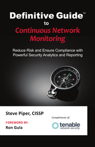 Definitive Guide to Continuous Network Monitoring eBook