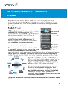 The Technology Behind 100:1 Data Efficiency