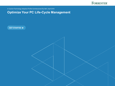 Optimize Your PC Lifecycle Management