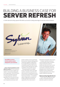 Building a Business Case for Server Refresh