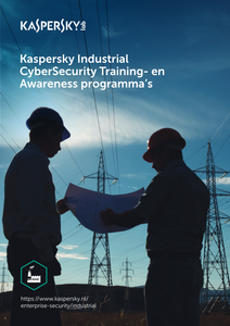 Kaspersky Industrial CyberSecurity Training and Awareness Programs – NL