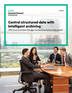 Control Structured Data with Intelligent Archiving