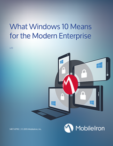 What Windows 10 Means for the Modern Enterprise