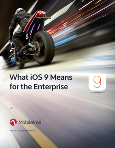 What iOS 9 Means for the Enterprise