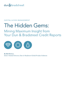 The Hidden Gems of Data: Mining for Insight from Business Credit Reports