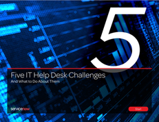 Five IT Help Desk Challenges and What to Do About Them