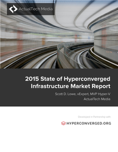2015 State of Hyperconvergence Market Report