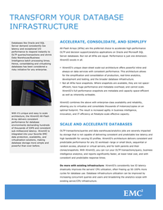 Transform Your Database Infrastructure
