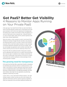 Got PaaS? Better Get Visibility