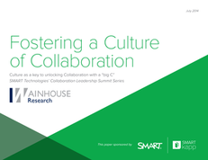 Fostering a Culture of Collaboration