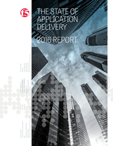 The State of Application Delivery 2016 Report