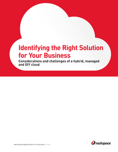 Identifying the Right Solution for Your Business