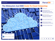 The Midmarket and SMB Guide to Cloud Computing