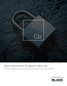 The Definitive Guide to Next-Generation Endpoint Security