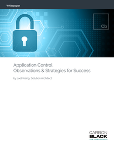 eBook: Application Control Observations and Strategies for Success
