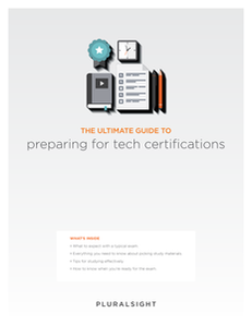 THE ULTIMATE GUIDE TO preparing for tech certifications