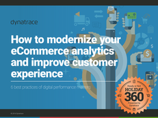 How to Modernize Your eCommerce Analytics and Improve Customer Experience