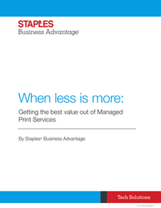 How to Trim 30% from Printing Costs: Getting More Out of Managed Print Services