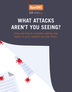 What attacks aren't you seeing?
