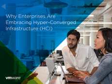 Why Enterprises Are Embracing Hyper-Converged Infrastructure