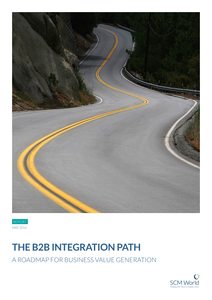 The B2B Integration Path – A Roadmap to B2B Integration Maturity